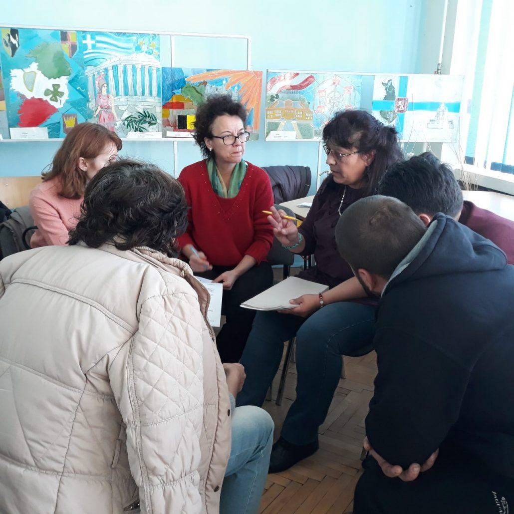 Онлайн обучения за учители и педагогически екипи